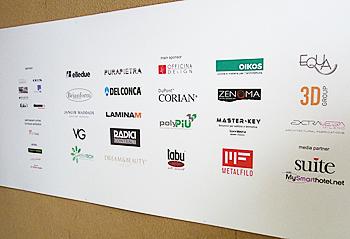 102.5:350:239:0:0:hotel5:none:0:1:プロジェクトに参加した企業。技術とアイデアの結集:
